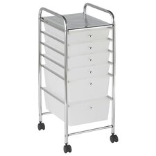 <strong>ECR4kids</strong> 6 Drawer Mobile Organizer