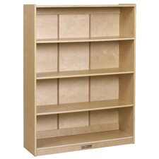"<strong>ECR4kids</strong> 48"" Bookcase in Birch"