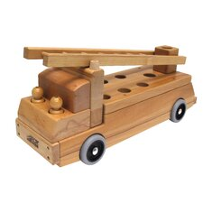 Dramatic Play Fire Truck Transportation Vehicle