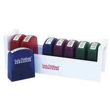 Self Inking Teacher Stampers