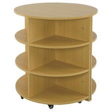 <strong>ECR4kids</strong> Two Piece Round High Storage Center