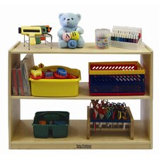 <strong>ECR4kids</strong> Deep Shelf Module Without Back Panel