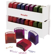 Self Inking Teacher Stampers (Set of 12)