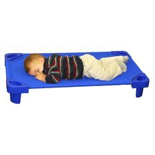 <strong>ECR4kids</strong> Single Toddler Cot (Assembled )