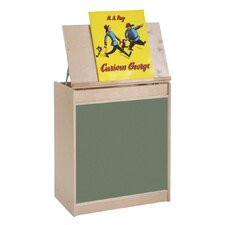 <strong>ECR4kids</strong> 3-in-1 Book Easel