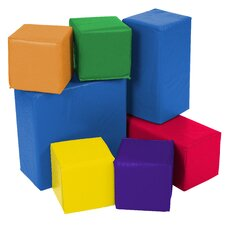 <strong>ECR4kids</strong> 7 Piece Big Blocks