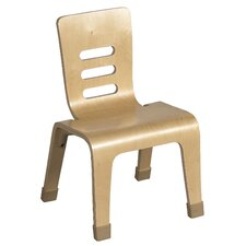 "<strong>ECR4kids</strong> 6"" Bentwood Classroom Stackable Chair"