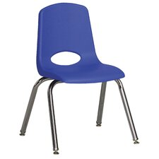 "14"" Plastic Stack Chair"