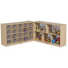 Medium Laminate Storage Cabinet