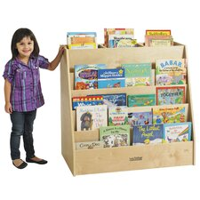 Display & Store Mobile Book Cart