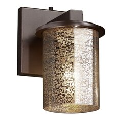 <strong>Justice Design Group</strong> Fusion Dakota 1 Light Wall Sconce