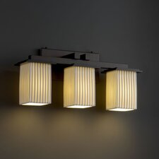 Limoges Montana 3 Light Bath Vanity Light