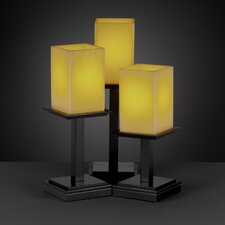 CandleAria Montana 3 Light Portable Table Lamp (Set of 3)