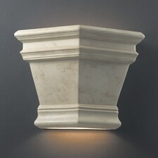 Ambiance Americana 1 Light Outdoor Wall Sconce