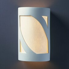 Ambiance 2 Light Outdoor Wall Lantern