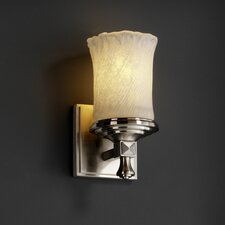 Veneto Luce Deco 1 Light Wall Sconce
