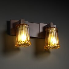 Modular Veneto Luce 2 Light Bath Vanity Light