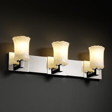 Modular Veneto Luce 3 Light Bath Vanity Light
