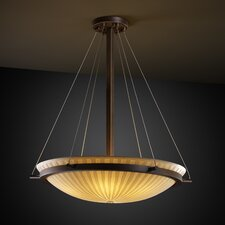 <strong>Justice Design Group</strong> LumenAria 3 Light Inverted Pendant