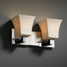 Limoges Modular 2 Light Bath Vanity Light