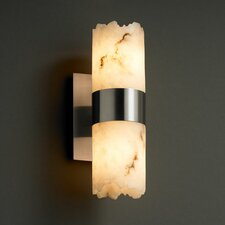 LumenAria Dakota 2 Light Wall Sconce