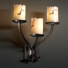 <strong>Justice Design Group</strong> LumenAria Sonoma 3 Light Wall Sconce