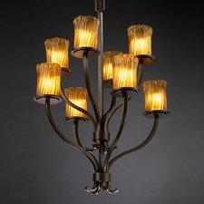 Veneto Luce Sonoma 8 Light Chandelier