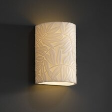 Porcelina 2 Light Wall Sconce