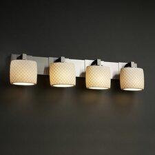 Limoges Modular 4 Light Bath Vanity Light