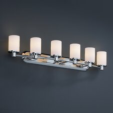 Rondo Fusion 6 Light Bath Vanity Light