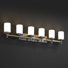 Deco Limoges 6 Light Bath Vanity Light