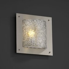 <strong>Justice Design Group</strong> Framed Veneto Luce Square 4-Sided 1 Light Wall Sconce