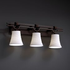 Limoges Argyle 3 Light Bath Vanity Light
