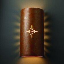 Sun Dagger Big 2 Light Outdoor Wall Sconce