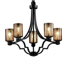 Fusion Argyle 5 Light Chandelier