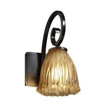 Veneto Luce Victoria 1 Light Wall Sconce