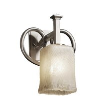<strong>Justice Design Group</strong> Veneto Luce Heritage 1 Light Wall Sconce