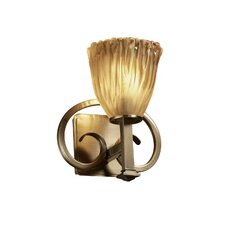 Veneto Luce Heritage 1 Light Wall Sconce