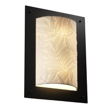 Porcelina Framed ADA 2 Light Wall Sconce