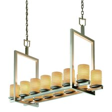 <strong>Justice Design Group</strong> Limoges Dakota 14 Light Chandelier