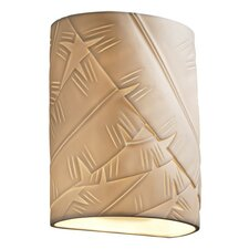 <strong>Justice Design Group</strong> Limoges 1 Light Wall Sconce