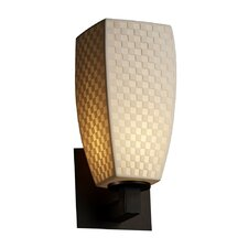 <strong>Justice Design Group</strong> Limoges Modular 1 Light Wall Sconce