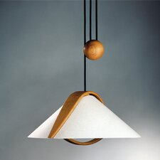 <strong>Justice Design Group</strong> Domus 2 Light Pendant