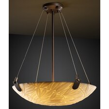 <strong>Justice Design Group</strong> Porcelina 6 Light Inverted Pendant