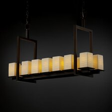 <strong>Justice Design Group</strong> Limoges Montana 14 Light Chandelier
