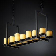 CandleAria Dakota 14 Light Chandelier