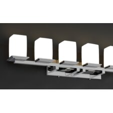 Montana LumenAria 6 Light Bath Vanity Light
