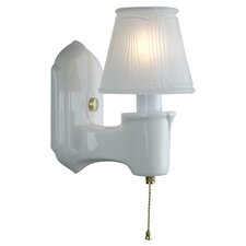 American Classics Single-Arm 1 Light Wall Sconce