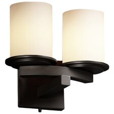 Fusion Dakota 2 Light Wall Sconce