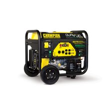 9375 Watt Electric Start Dual Fuel Generator